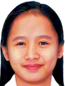 Airah Mae Nicole Albo