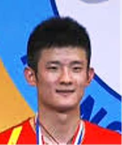 Long Chen badminton
