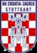 NK Croatia-Zagreb Stuttgart