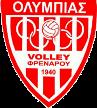 Olympias Frenarou